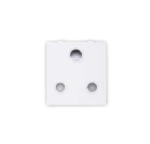 GreatWhite Fiana 16A 3 Pin Socket With ISI, 20241