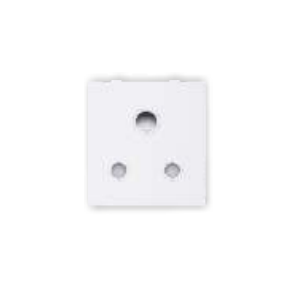 GreatWhite Fiana 6A 3 Pin Socket With ISI, 20232
