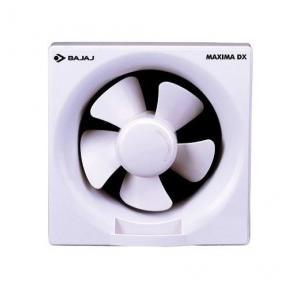 Bajaj Maxima Dom Exhaust Fan White, 300mm