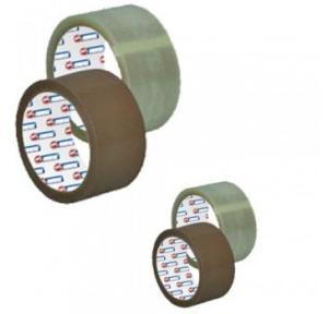 AIPL Abro Bopp Tape Brown, 48 mm x 65 m