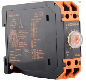 Selec Programmable Electronic Timer Switch 800 SQ-A