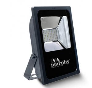 Murphy 100W LED  IP-65 Waterproof Outdoor Flood Light, Cool White