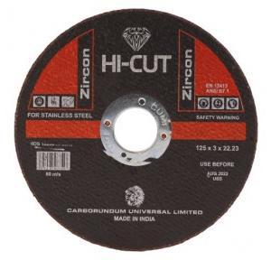 Hicut Zirconia Reinforced Cut-Off Wheel 125x3 mm