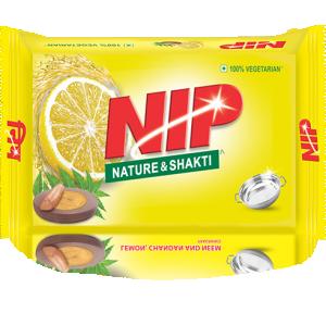 Nip Dishwash Bar, 125 gm
