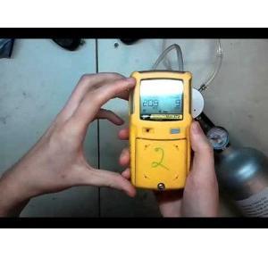 Calibration of Gas Alert Max XT II (Non-NABL)