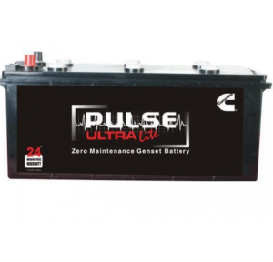 Cummins Value Plus Genset Battery 95Ah, AX1014429