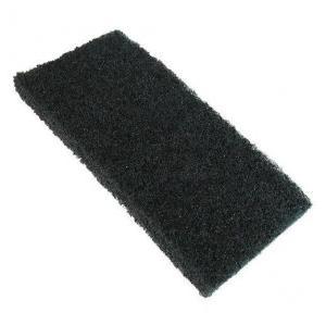 Scrubbing Pad Black Standard Size