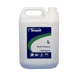 Cleaning Agent Teepol 1 Litre