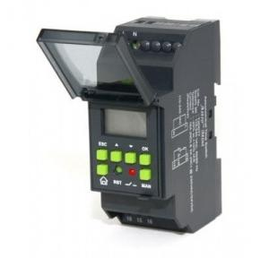 L&T Astro 110-240 VAC Time Switch, 3 Phase, 4W