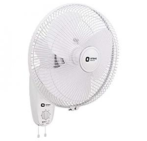 Orient Electric Wall 300mm Wall Fan (Crystal White)