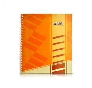 Hans Spiral Note book No. 4 Size:A5 (80 Pages)