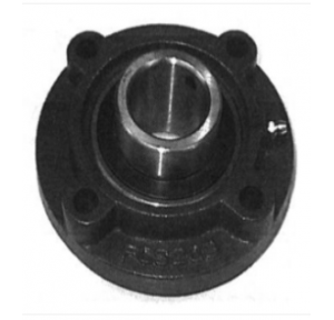 FYH UCFCX Medium Duty Flange Cartridge, UCFCX 10-31