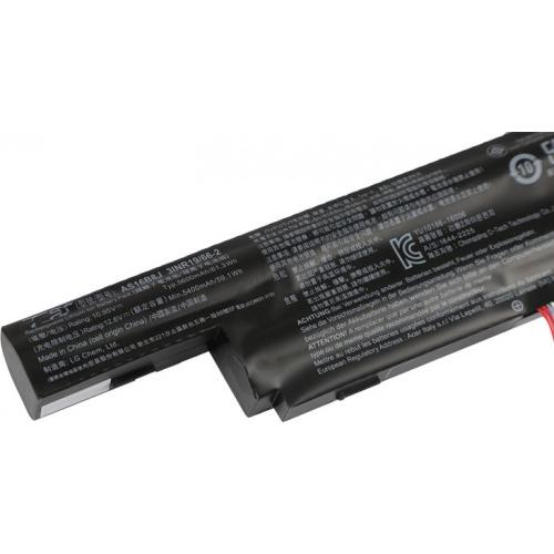 Acer Compatible Laptop Battery - TMP249-G2-M Battery Serial UNVE5SI020J1045363