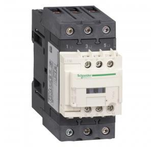 Schneider TeSys 50A 3P Contactor With 220V AC Control, LC1D50AM7