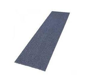 Kuber Rubber Anti- Slip Door Mat Grey Color, 4x5 Feet, Model No - CTKTC40007