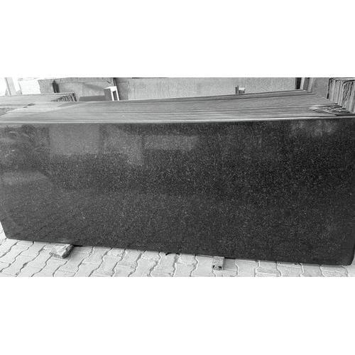Black Granite Slab Per Sqft, Thickness - 15mm