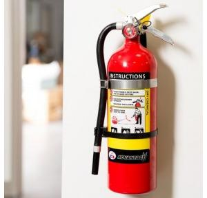 Refilling of Fire Extinguisher ABC Type Dry Chemical Powder (DCP) 4kg With HP Testing