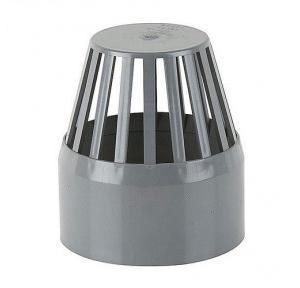 PVC Vent Cowl 2 Inch, ISI Approved