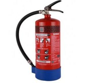 Refilling Of Fire Extinguisher ABC MAP90 25kg Without HP Testing