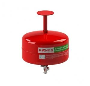 Refilling Of Fire Extinguisher Clean Agent FE36 Modular 5kg Without HP Testing