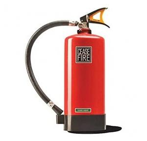 Refilling Of Fire Extinguisher Water Stored Pressure 9Ltr Without HP Testing