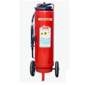 Refilling Of Fire Extinguisher M Foam Trolley Mounted 45Ltr Without HP Testing