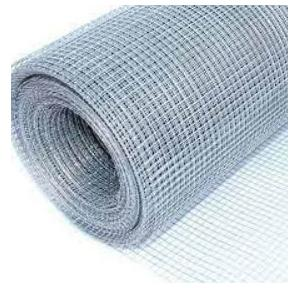 GI Wire Mesh, Wire Dia - 1.2mm, Mesh Size:- 0.5 x 0.5 inch