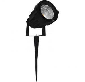 Wipro Garnet 7W COB LED Spike Light, Warm White