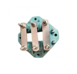 Terminal Plate For 60 HP, Pump Plate Size No. 7, Stud No. 6, Stud Size 8mm