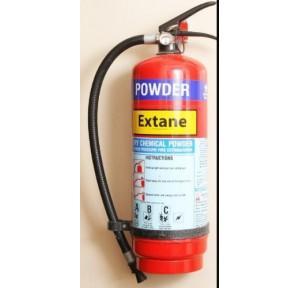 Extane Fire Extinguisher ABC Dry Powder, 2Kg