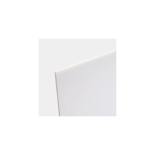 Sunpack Sheet White, Thickness - 6mm, GSM-1500, Size - 1x2mtr