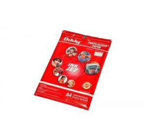 Oddy Double Side Glossy Paper 185 GSM, Size - A4, HPGDS185A4-20