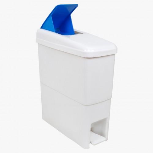 Plastic Feminine Sanitary Bin, Capacity- 21 Ltr