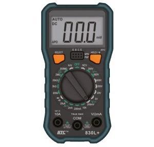 HTC 2000 Count Digital Multimeter, DM-830L+