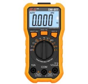 HTC Digital TRms Multimeter With Freq and Temp, DM-85T