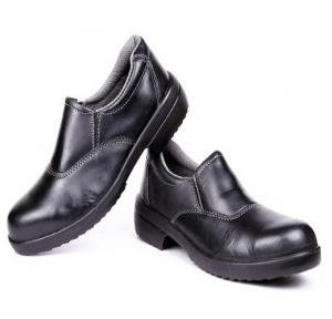 f6f13d1355defb Hillson LF-02 Black Steel Toe Safety Shoes For Women