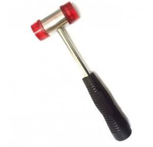 Lovely Lilyton Nylon Hammer/Nylon Mallet with Steel Handle Rubber Grip,40mm