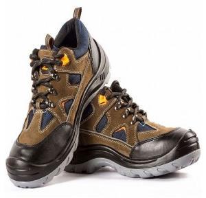 Hillson Z+1 Multi Color Composite Toe Safety Shoes, Size: 6