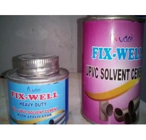 UPVC Solvent Cement 250 ml (Pack Of 4 Pcs)