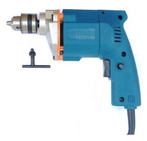 Dee Power Powerful Heavy Copper Winding Electric Drill Machine, 300 W, 2600 rpm