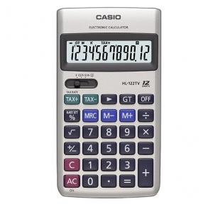 Casio HL-122TV Electronic Calculator  (12 Digit)