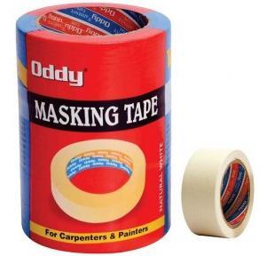 Oddy MT-48-20 Masking Self Adhesive Tape, Size: 48 mm x 20 m