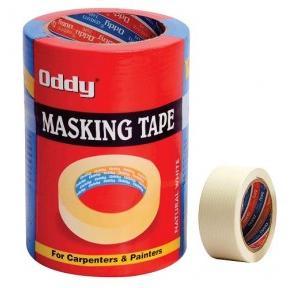 Oddy MT-36-20 Masking Self Adhesive Tape, Size: 36 mm x 20 m
