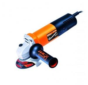Planet Power PG1006 Orange Angle Grinder, 1000 W, 100 mm