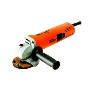 Planet Power PG1005 Orange Angle Grinder, 950 W, 100 mm