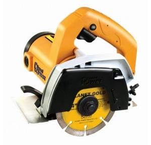 Planet Power EC4 Yellow Tile/Marble Electric Cutter, 1200 W