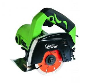 Planet Power EC4 Green Cutter With 4 Inch Segmented Diamond Blade, 1300 W