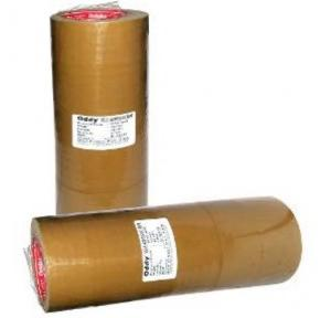 Oddy PT50-2465B Brown Bopp Self Adhesive Tape, Size: 24 mm x 65 m