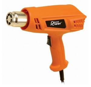 Planet Power PHG2000 Orange Heat Gun, 2000 W