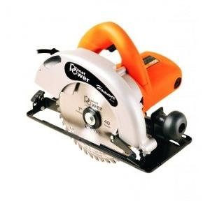 Planet Power PCS190N Orange Circular Saw, 1550 W